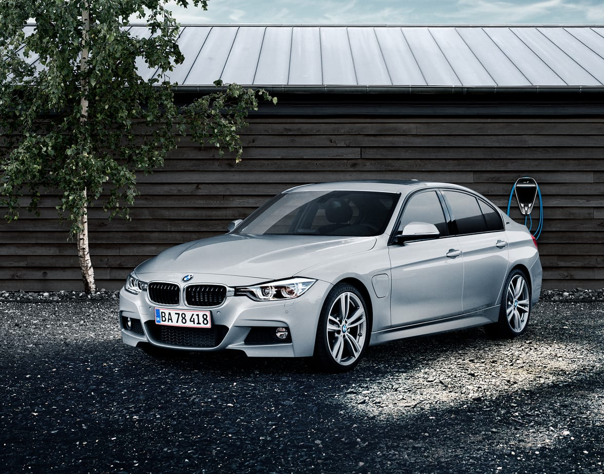 The Color Club - BMW Master For m BMW oplader