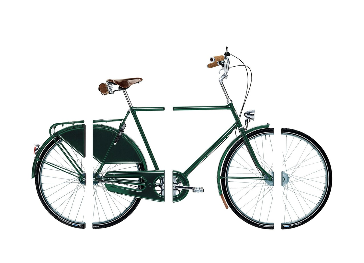 The Color Club - Cykel1
