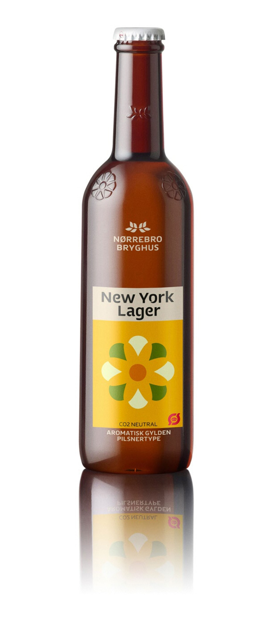 The Color Club - New York Lager lys1
