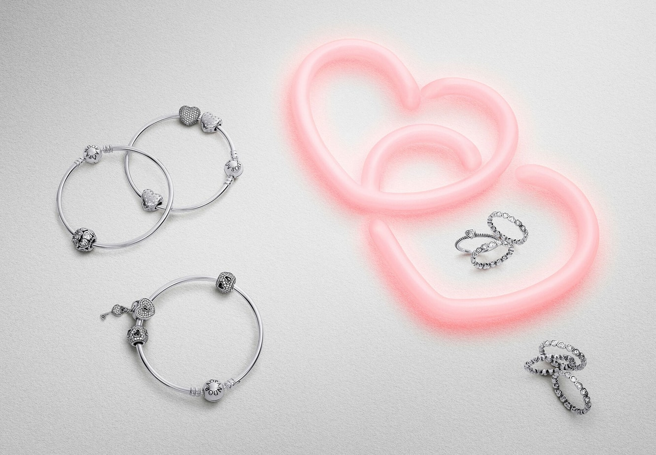The Color Club - PAN VAL15 DelicateHearts bangles1