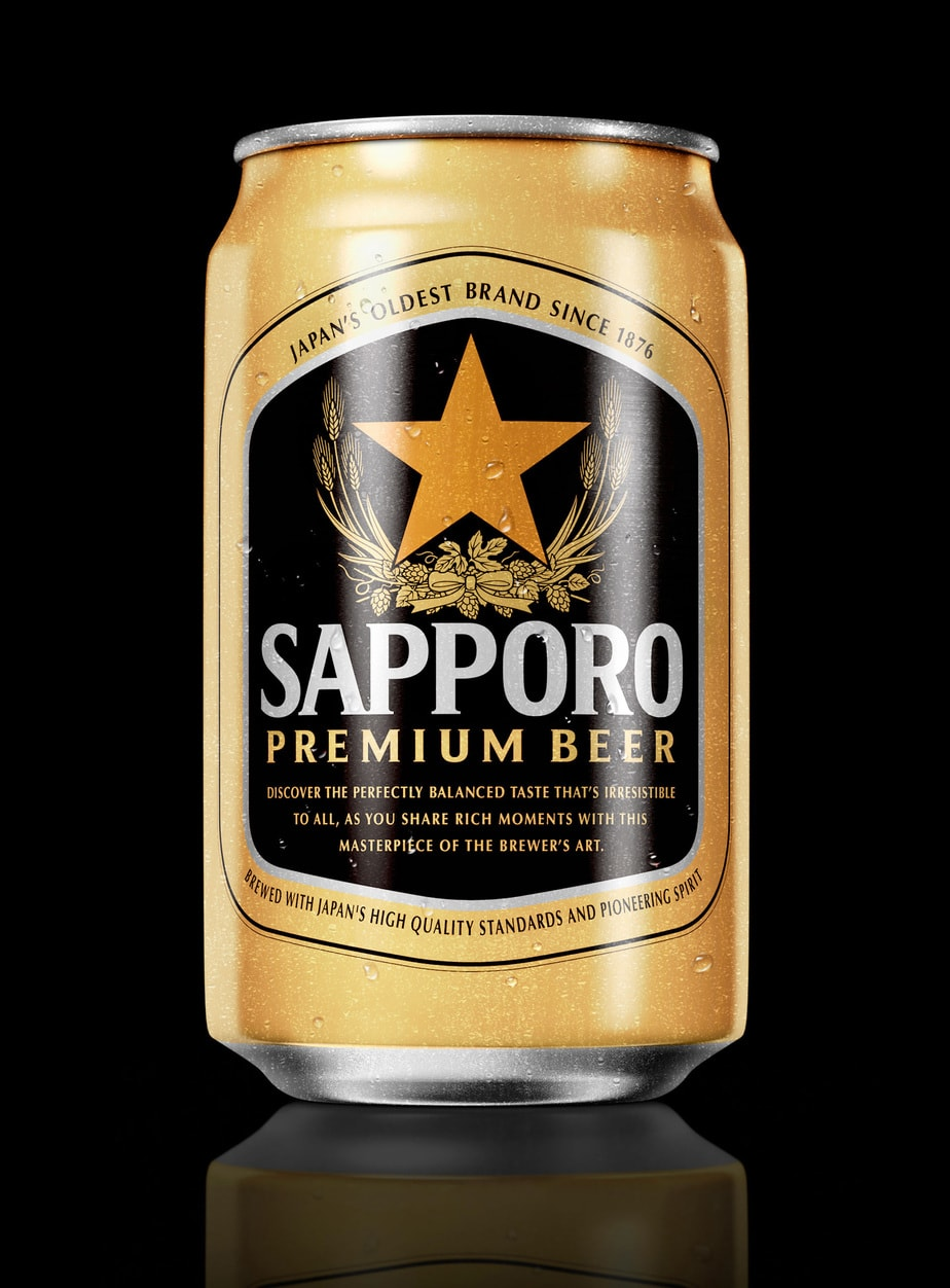 The Color Club - Sapporo Golden Can Thumbmail 1