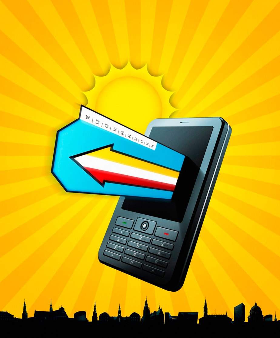 The Color Club - ByensNet klippekort mobil21