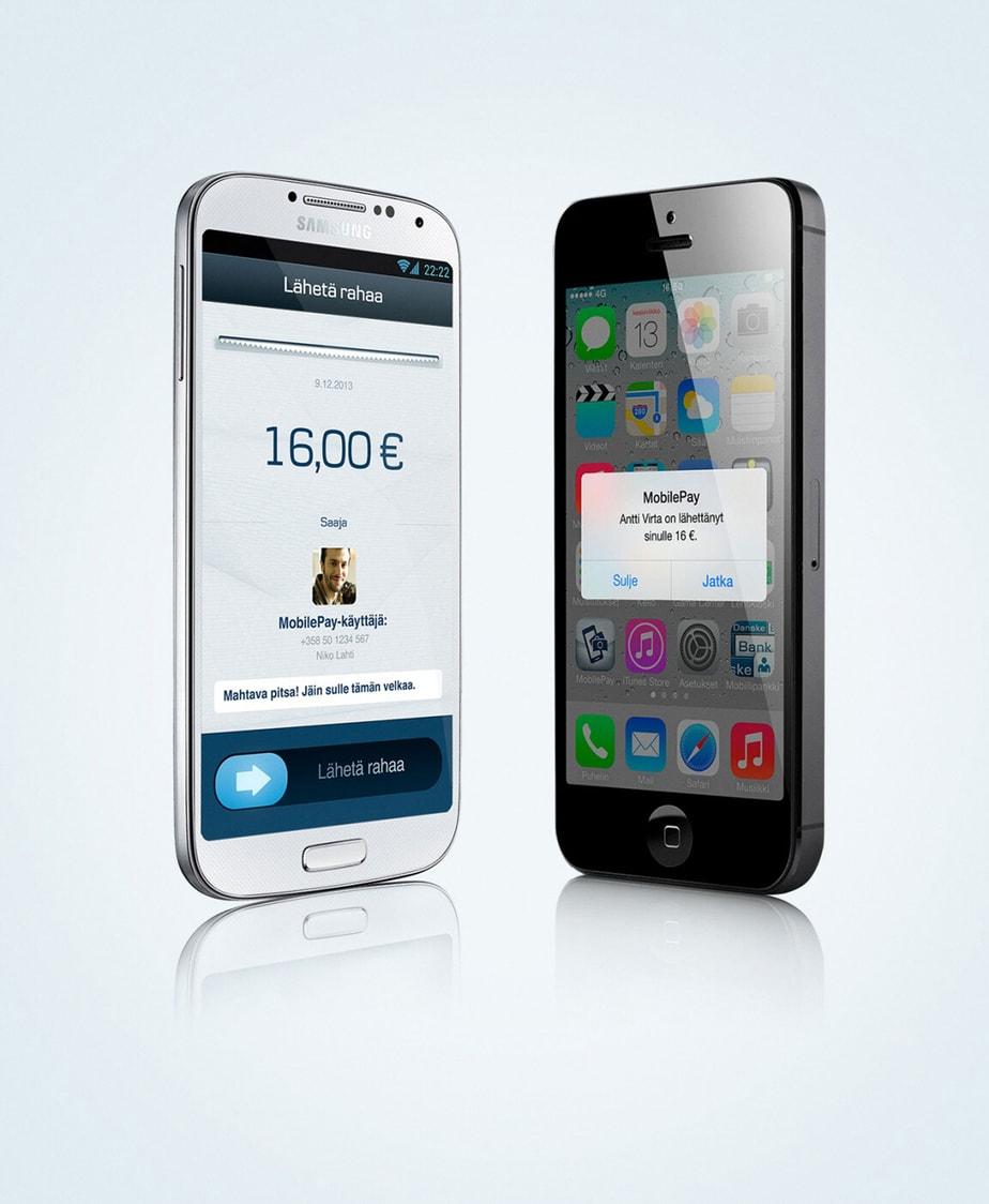 The Color Club - MobilePay finsk 0001 HTC og iPhone