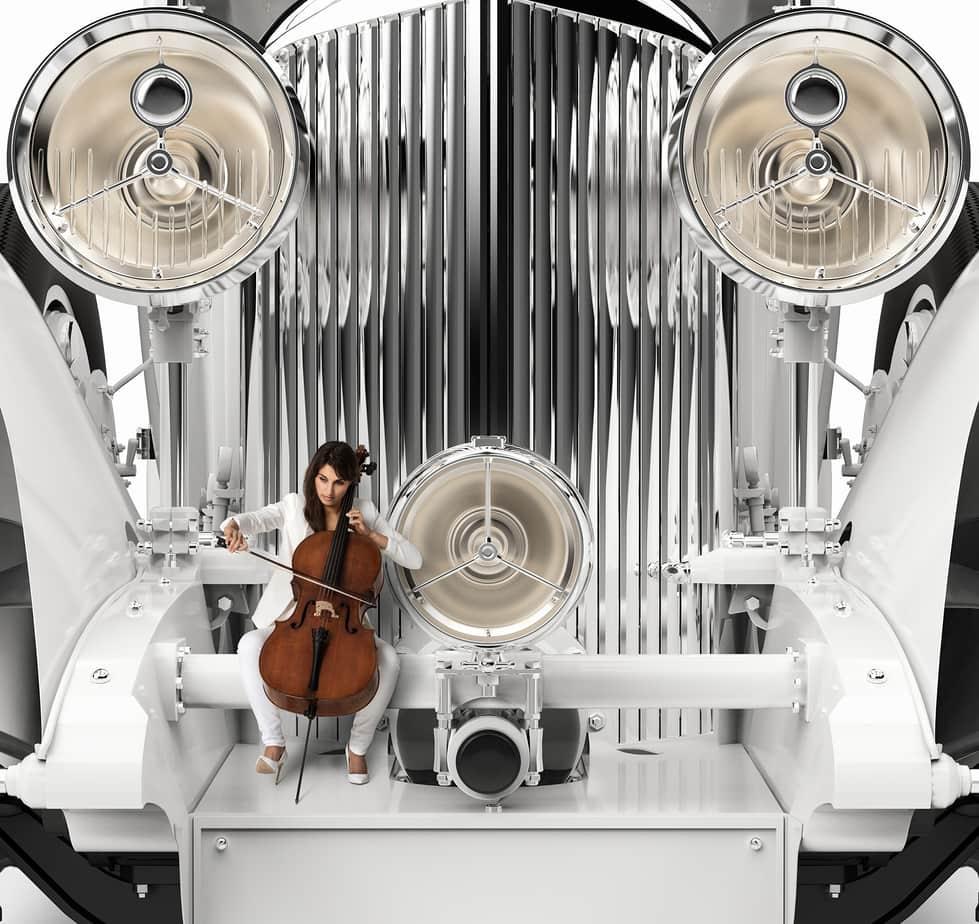The Color Club - Novozymes Classic Car Cello