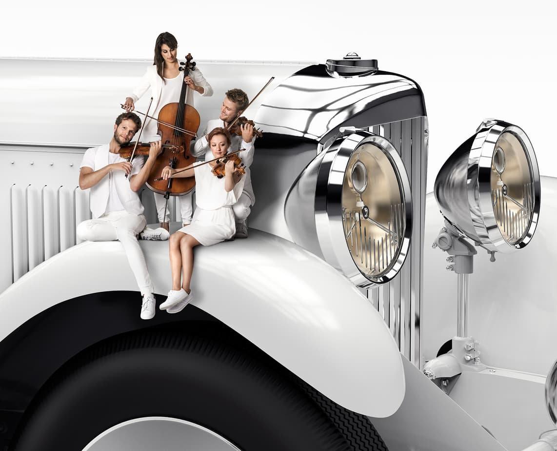 The Color Club - Novozymes Classic Car KeyVisual1
