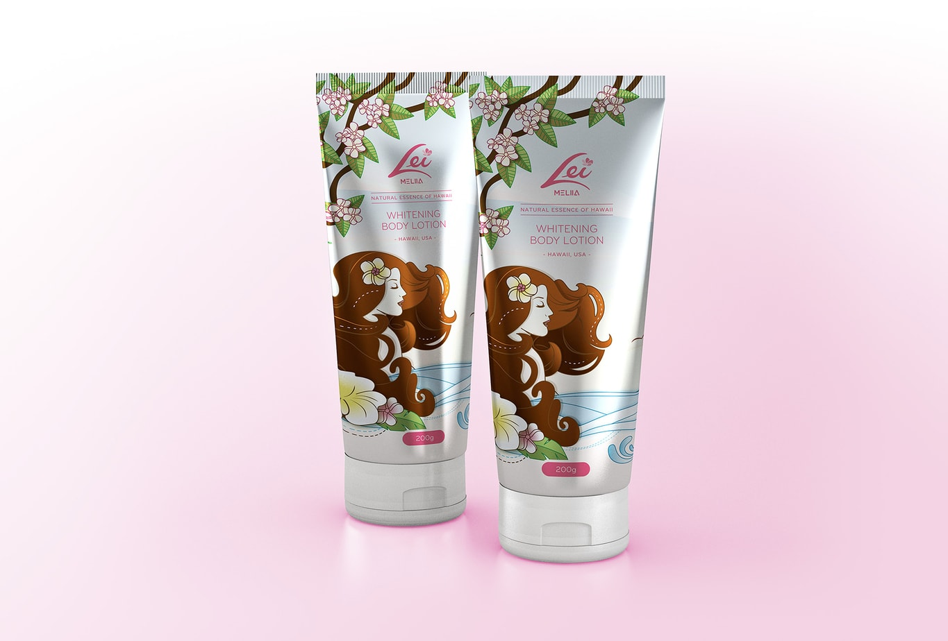 The Color Club - 01 Bodylotion