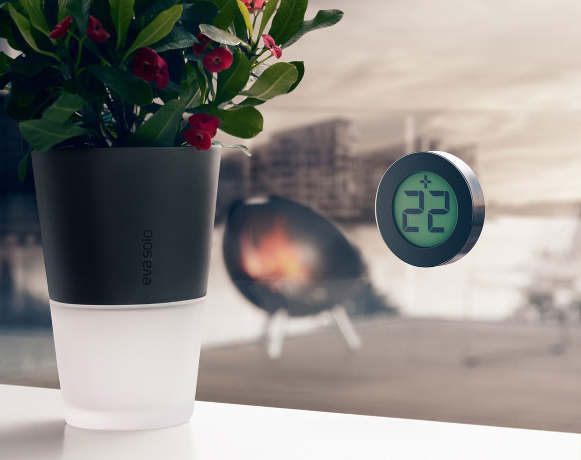 The Color Club - EvaSolo Outdoor Termometer v2