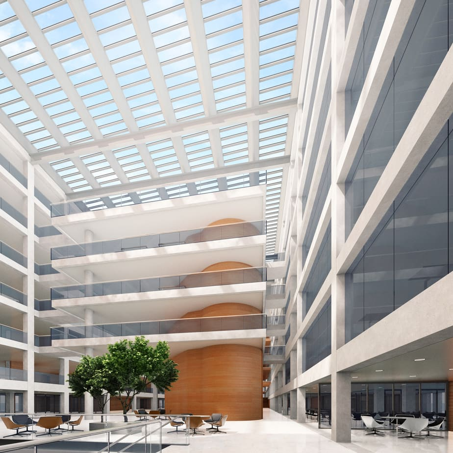 The Color Club - FP VELUX CGI office 071212