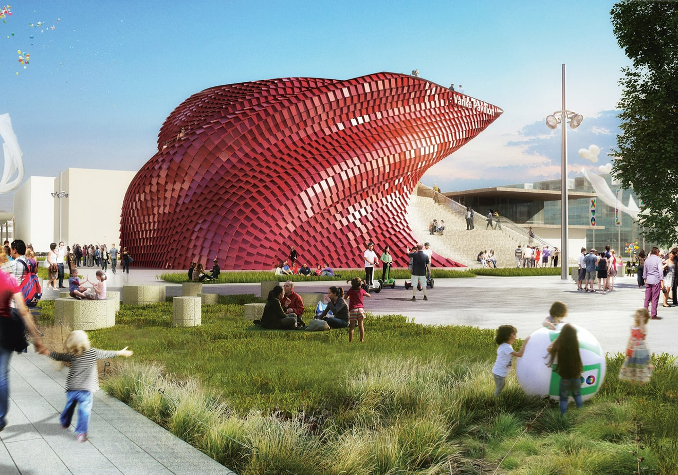The Color Club - Libeskind render 03 1