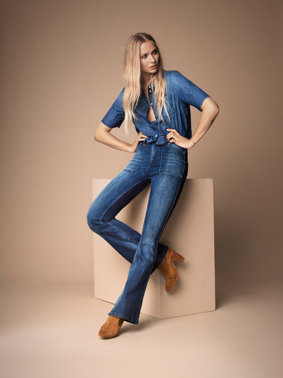 The Color Club - ONLY Denim 103574