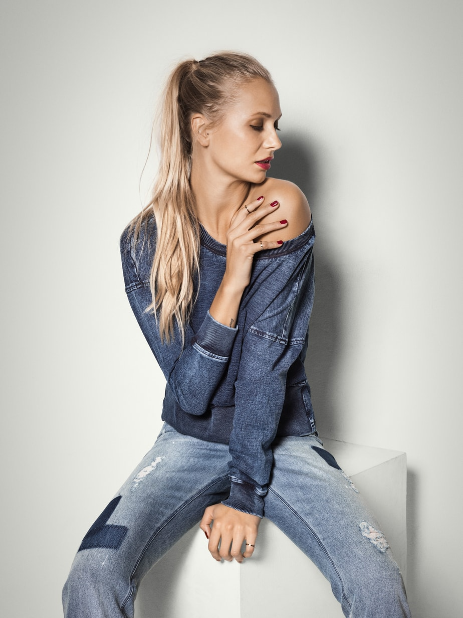 The Color Club - ONLY Denim 104173