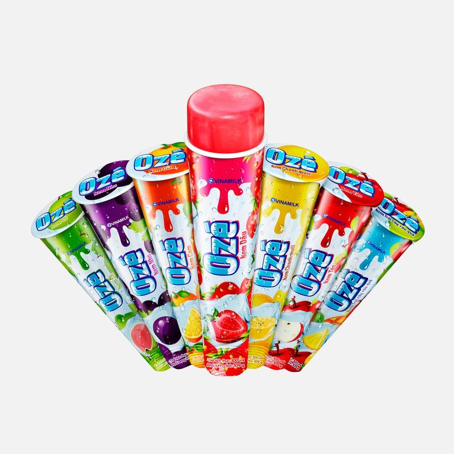 The Color Club - Oze Pack 3D 01
