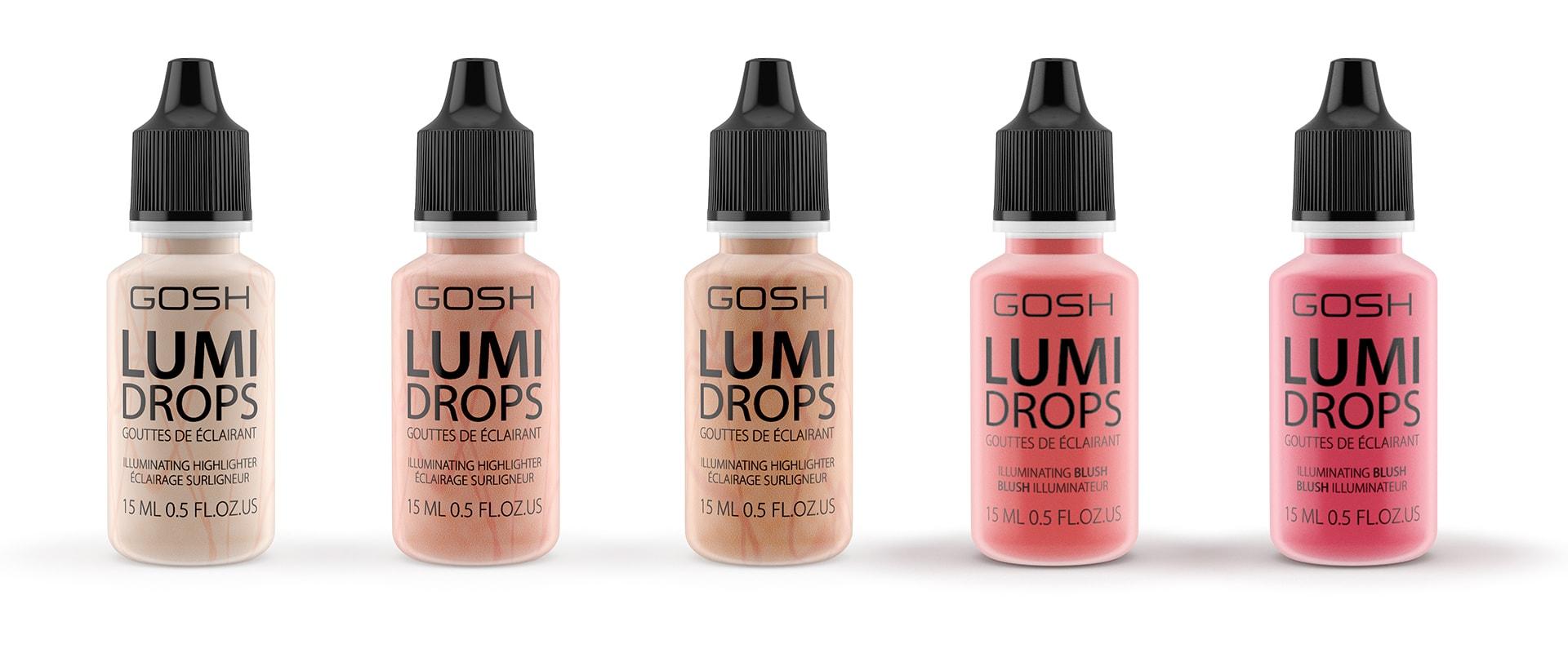 The Color Club - 5 stk Lumi Drops 1