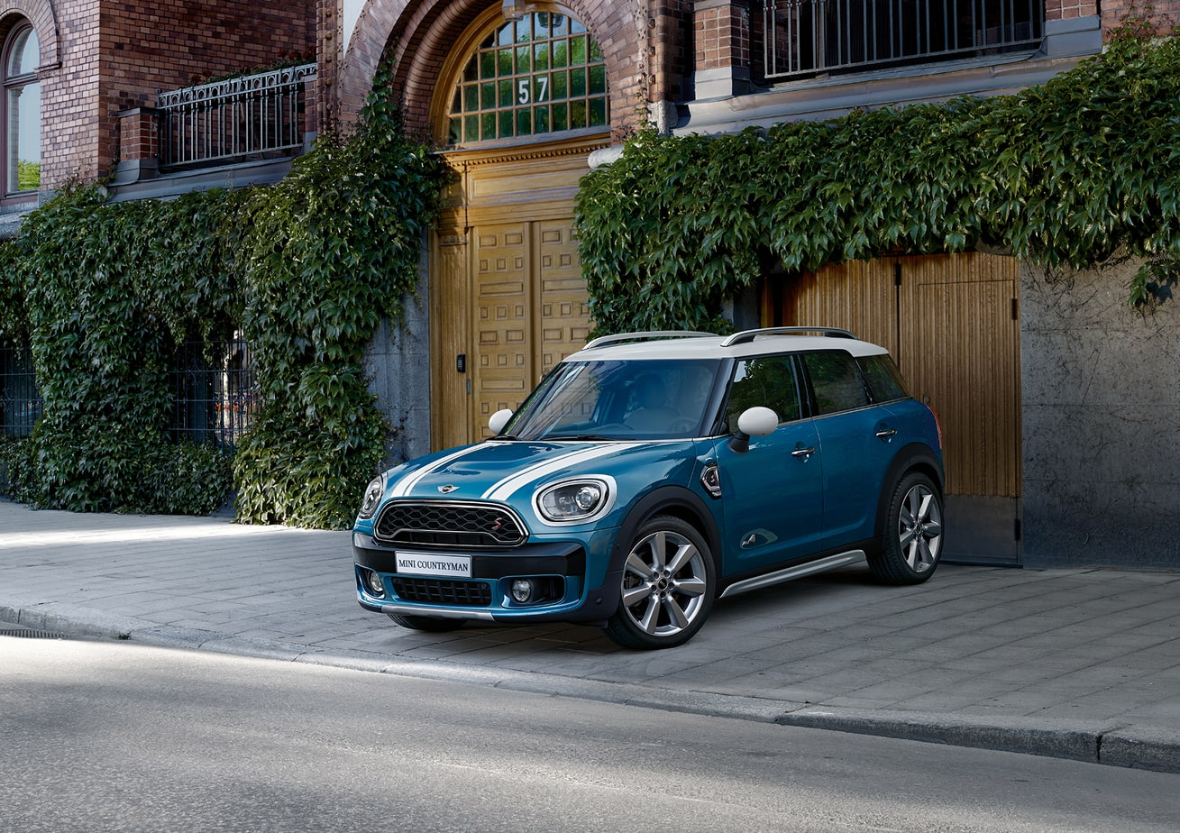The Color Club - F60 Cooper S ALL4 8804 x 12749 Pixel 62.99 x 91.22 0 MINI COUNTRYMAN