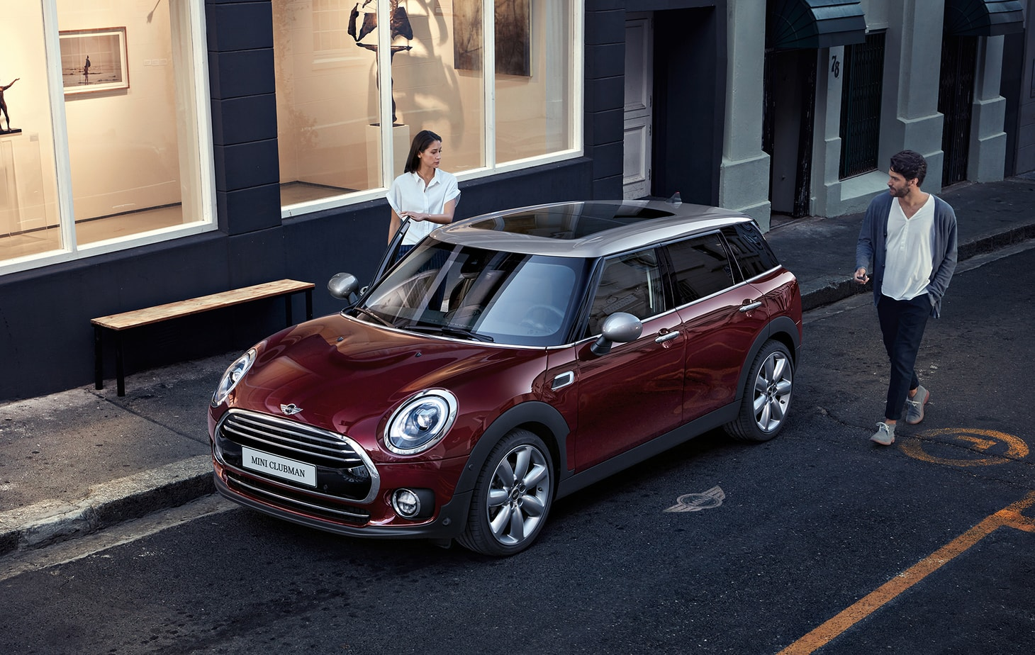 The Color Club - finedata A0234100 0 MINI CLUBMAN